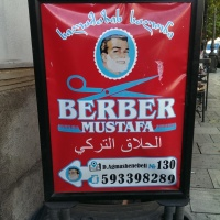 The Berber barber